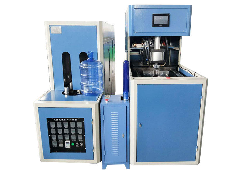 Semi-automatic 5 gallon bottle Blowing machine