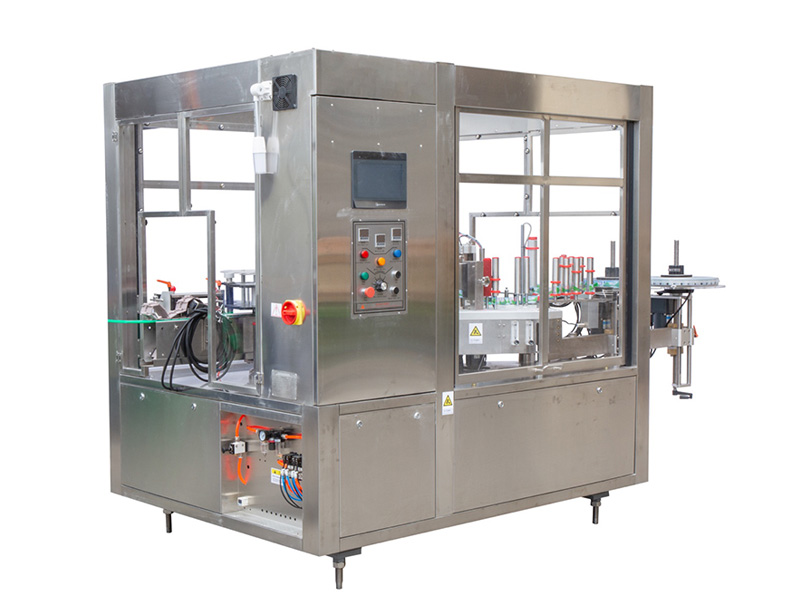 Labelong Packaging Machinery sticker maker machine with high speed rate for cosmetic-2