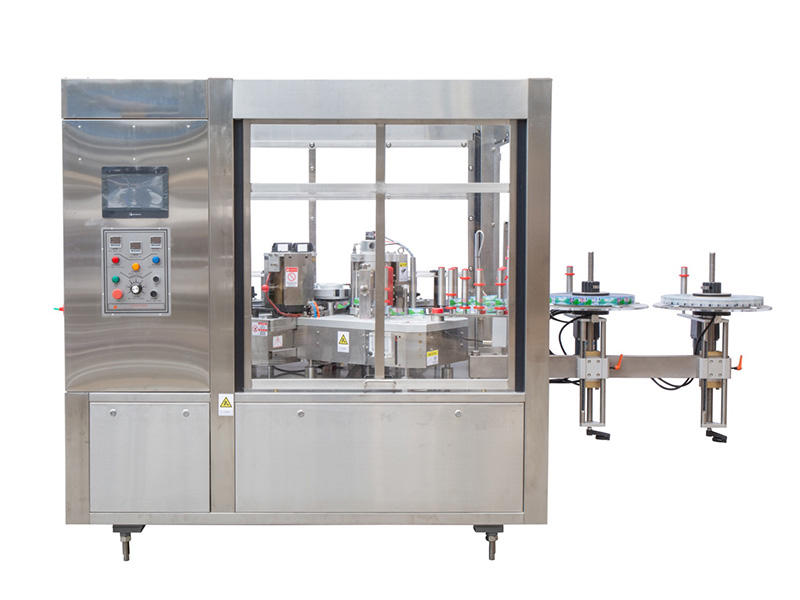 Linear OPP Labeling machine