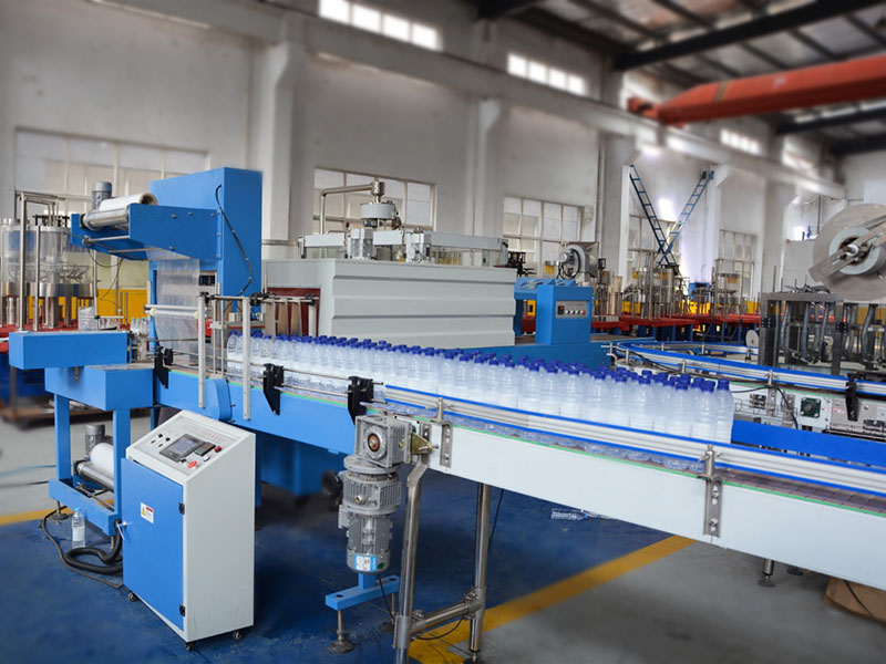 Labelong Packaging Machinery l-type with touch screen for cans-1