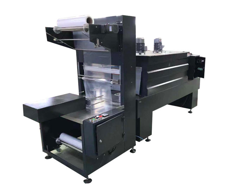 Semi-Automatic Shrink film packing machine