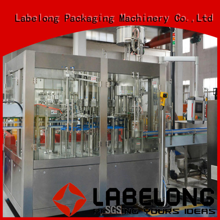 high qualitywater filling machine easy opearting for mineral water, for sparkling water, for alcoholic drinks