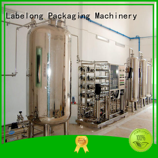 Labelong Packaging Machinery high-tech uf water purifier embrane for mineral water