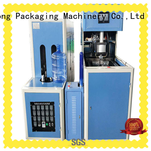 automatic blowing machine linear template for pet water bottle Labelong Packaging Machinery