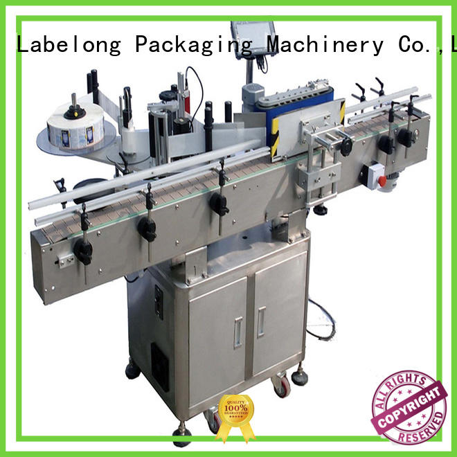 Labelong Packaging Machinery labeling machine manufacturer with high speed rate for food