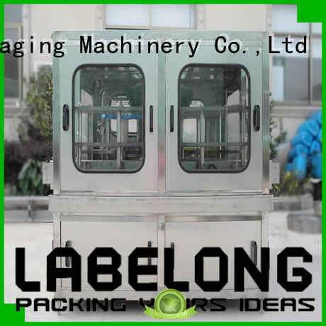 Labelong Packaging Machinery high quality fruit juice filling machine good looking for still water