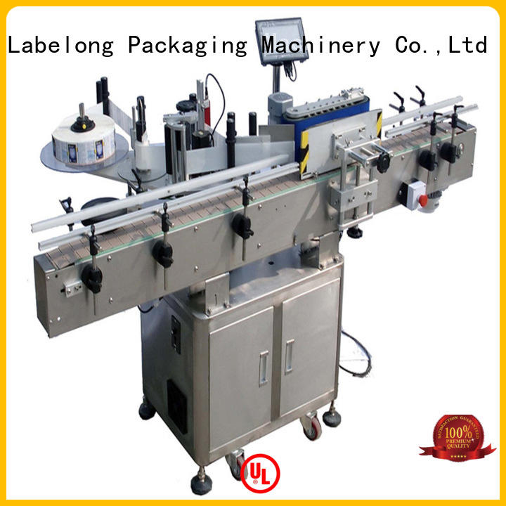 Labelong Packaging Machinery opp labeling machine with hgh efficiency for wine