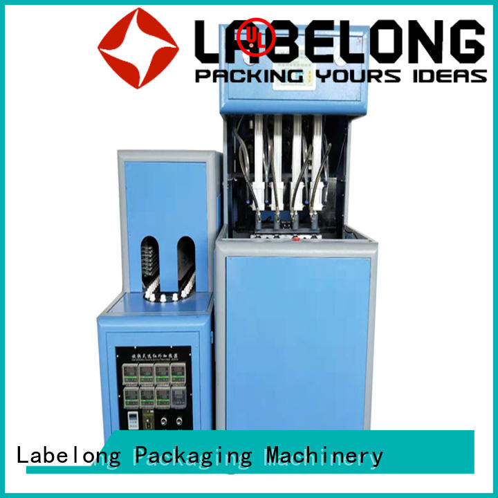 Labelong Packaging Machinery dual boots blow moulding machine manufacturers for pet water bottle