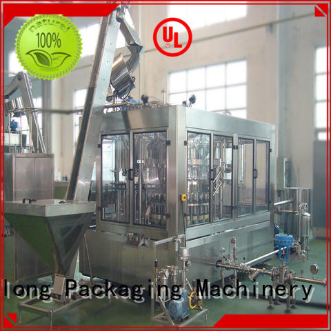 beer can filling machine for flavor water Labelong Packaging Machinery