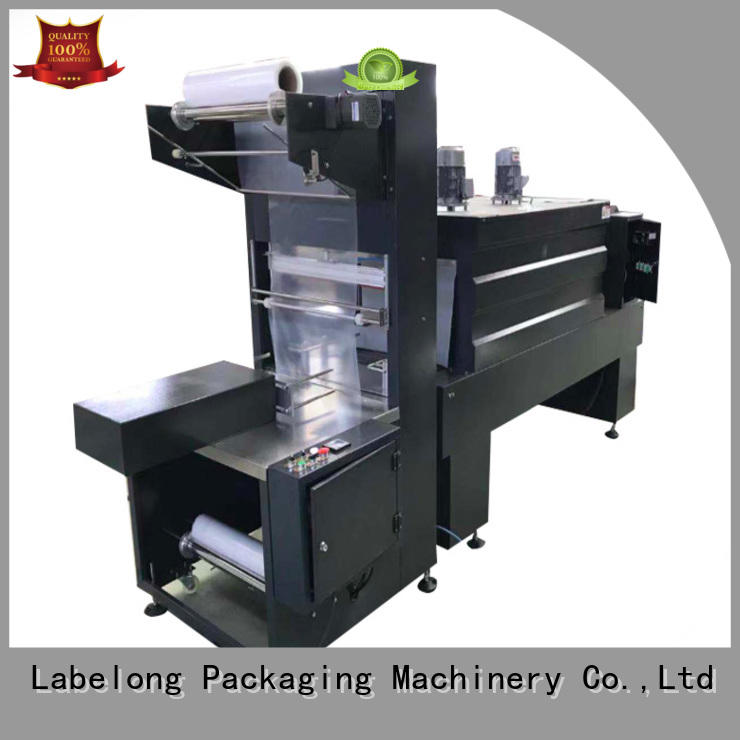Labelong Packaging Machinery effective packing machine high speed for plastic bottles for glass bottles