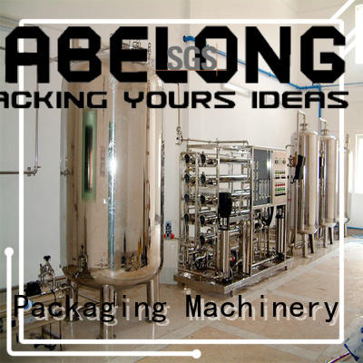 Labelong Packaging Machinery high-tech well water treatment embrane for process water