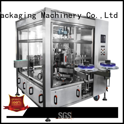 Labelong Packaging Machinery effective labeling machine manufacturer with high speed rate for chemical industry