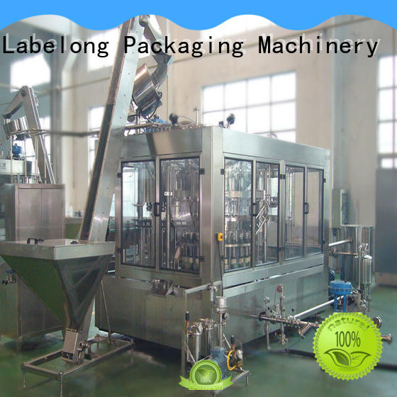 Labelong Packaging Machinery high quality bottle filling machine good looking for still water