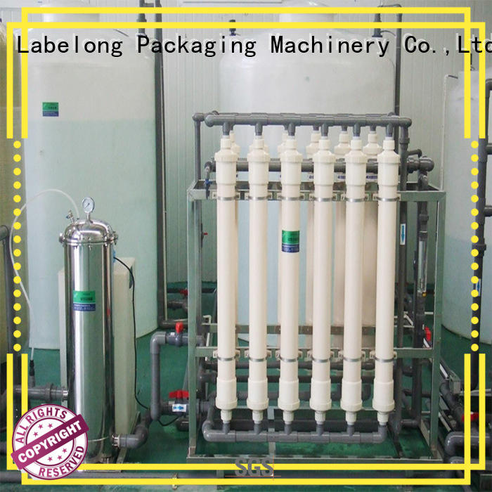 Labelong Packaging Machinery multiple filters multimedia filter filter core for beverage's water