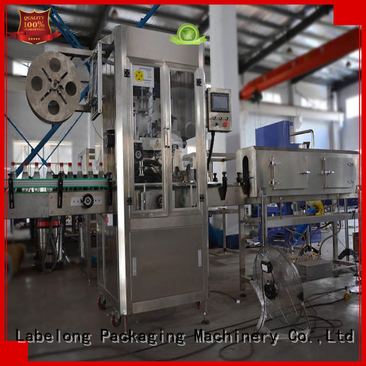 effective opp hot melt glue labeling machine with high speed rate for food