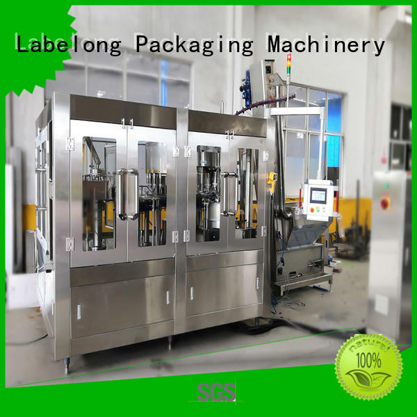 Labelong Packaging Machinery juice filling machine easy opearting for still water