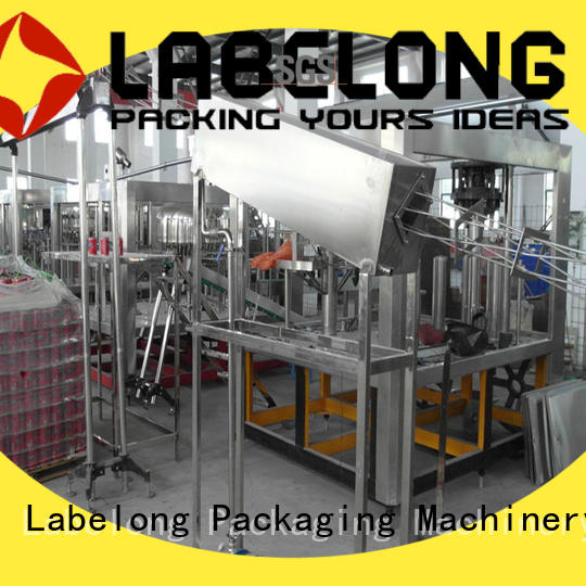 Labelong Packaging Machinery high quality bottle filling machine easy opearting for wine