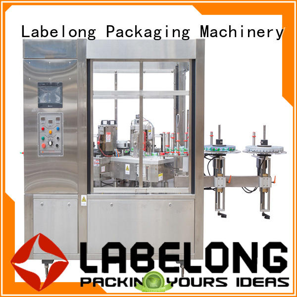 Labelong Packaging Machinery suitable labeling machine with hgh efficiency for beverage