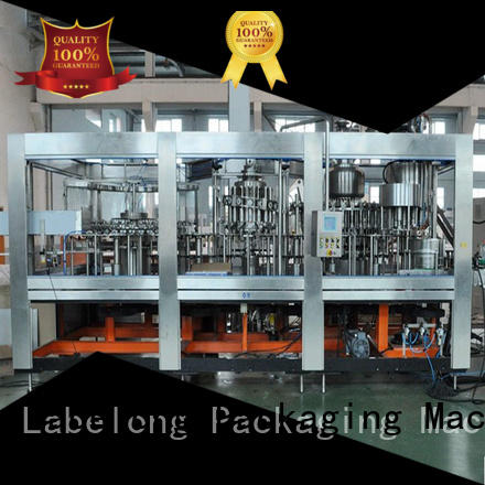 high quality fruit juice filling machine compact structed for still water