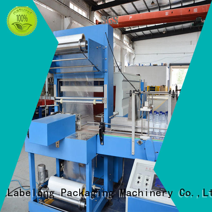 linear automatic shrink packaging machine high speed for jars