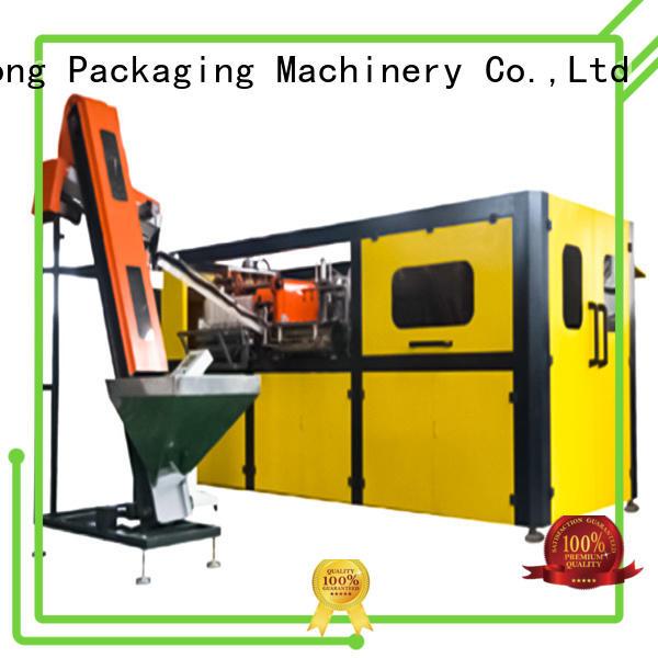 Labelong Packaging Machinery semi-automatic pet bottle blowing machine energy saving for pet water bottle