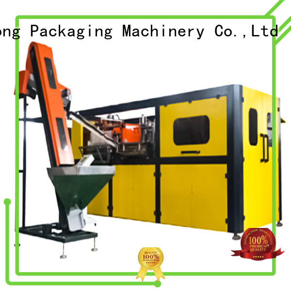 Labelong Packaging Machinery semi-automatic pet bottle blowing machine energy saving for pet water bottle