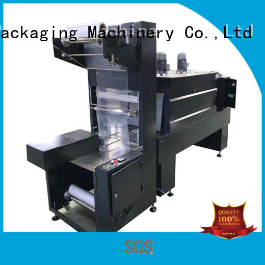 Labelong Packaging Machinery automatic shrink wrapper high speed for cans