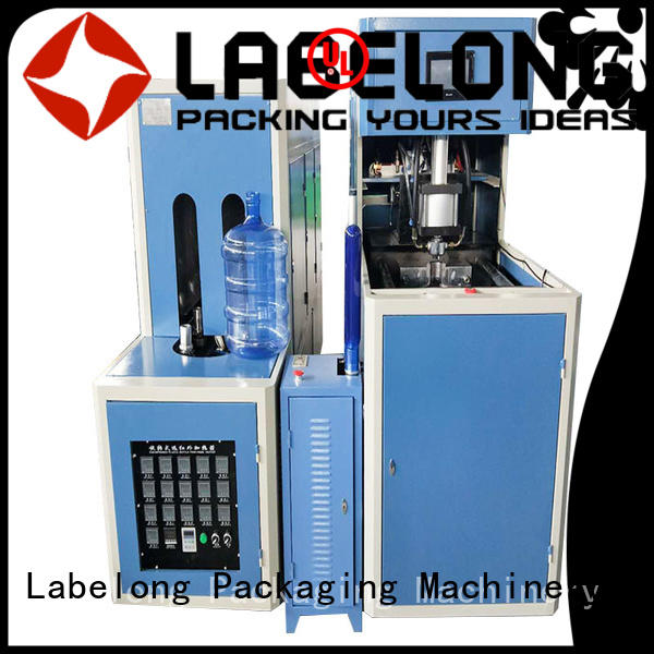 Labelong Packaging Machinery automatic bottle blowing machine energy saving for hot-fill bottle