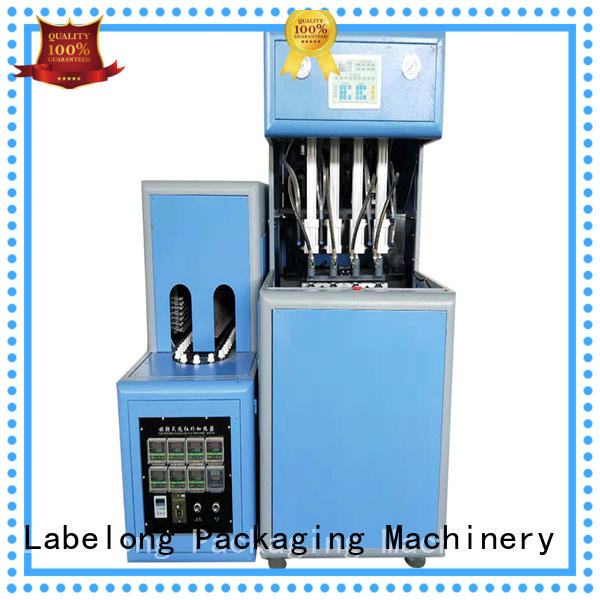 Labelong Packaging Machinery semi-automatic blowing machine with hgh efficiency for hot-fill bottle