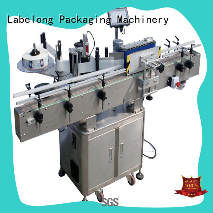 Labelong Packaging Machinery effective labeling machine manufacturer with high speed rate for spices