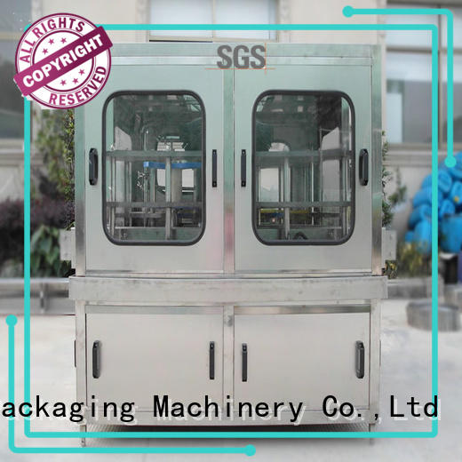 Labelong Packaging Machinery automatic water bottling machine compact structed for flavor water