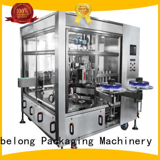 effective opp hot melt glue labeling machine with hgh efficiency for chemical industry