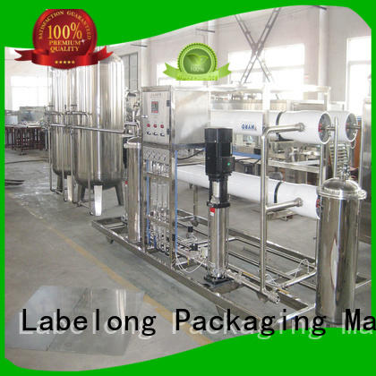 Labelong Packaging Machinery water treatment equipment filter core for mineral water