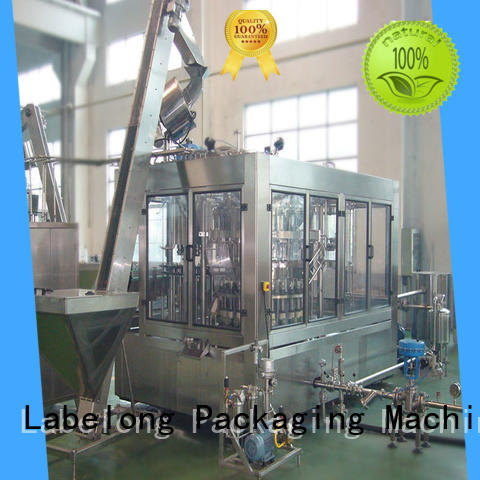 Labelong Packaging Machinery automatic bottle filling machine easy opearting for wine
