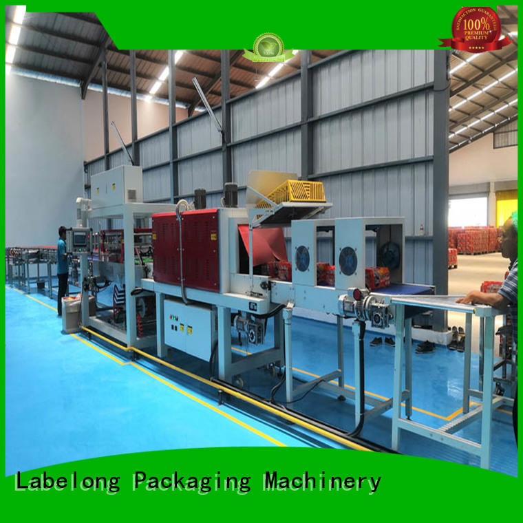effective packing machine with touch screen for cans