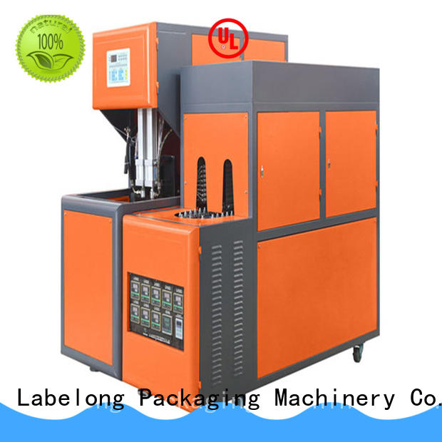 Labelong Packaging Machinery automatic pet bottle blowing machine energy saving for drinking oil