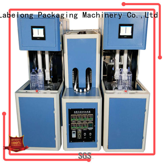 automatic bottle making machine linear template for drinking oil Labelong Packaging Machinery