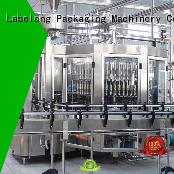 Labelong Packaging Machinery high quality 5 gallon bottle filling machine good looking for wine