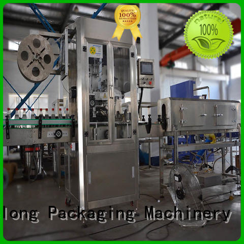 Labelong Packaging Machinery high-tech bottle labeling machine with hgh efficiency for wine