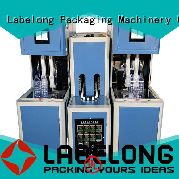 Labelong Packaging Machinery high speed automatic bottle making machine with hgh efficiency for csd