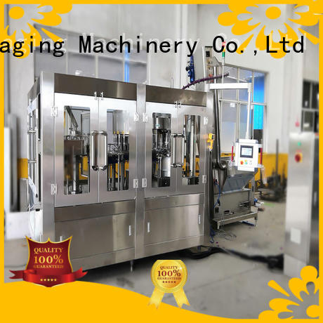 Labelong Packaging Machinery high quality bottle filling machine good looking for flavor water