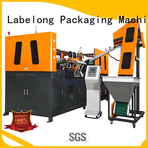 Labelong Packaging Machinery semi-automatic bottle molding machine with hgh efficiency for csd