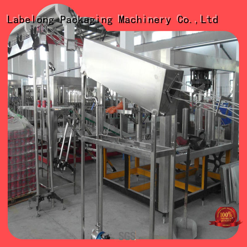 water bottle filling machine easy opearting for still water Labelong Packaging Machinery