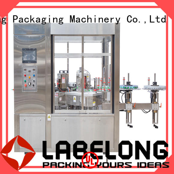 Labelong Packaging Machinery labeling machine with hgh efficiency for beverage