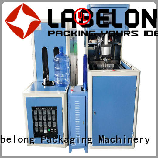 Labelong Packaging Machinery semi-automatic pet blowing machine energy saving for hot-fill bottle