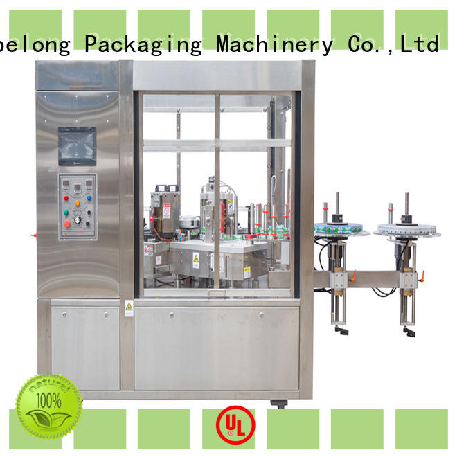 Labelong Packaging Machinery suitable opp labeling machine with high speed rate for chemical industry