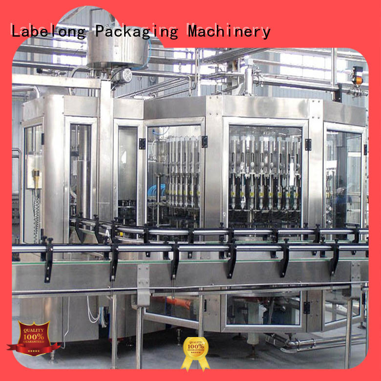 Labelong Packaging Machinery water bottling machine easy opearting for still water