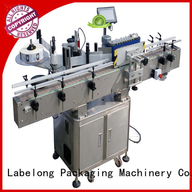 Labelong Packaging Machinery effective labeling machine with hgh efficiency for chemical industry