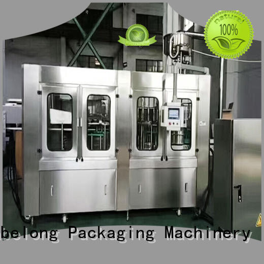 Labelong Packaging Machinery beer glass bottle filling machine good looking for still water