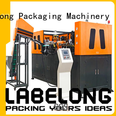 high speed automatic bottle making machine linear template for hot-fill bottle